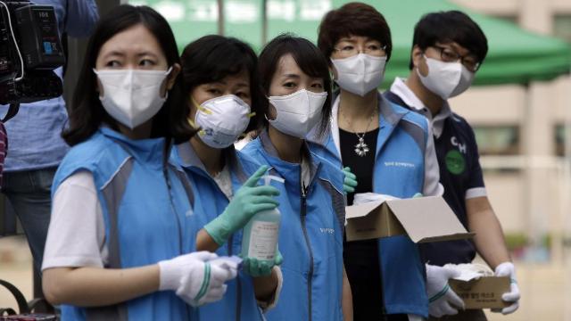 Южная Корея сообщила о новом всплеске коронавируса