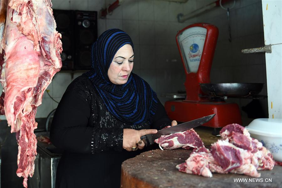 Image result for نساء مصريات فى مهن صعبة