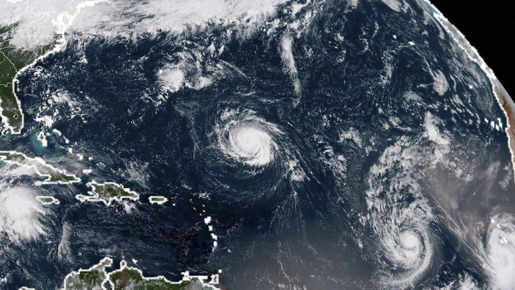 نتيجة بحث الصور عن إعصار فلورنس