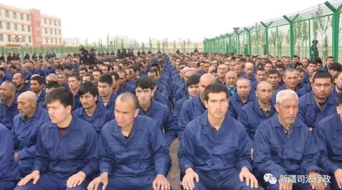 شينجيانغ منطقة في الصين تنعدم فيها حقوق الإنسان