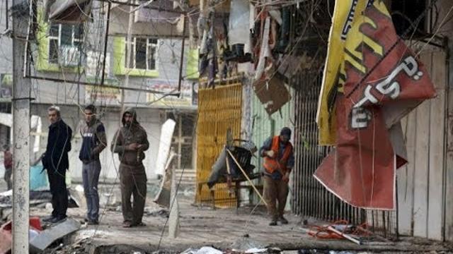 المسلحون يسيطرون على مناطق جديدة في مدينة الرمادي غرب بغداد